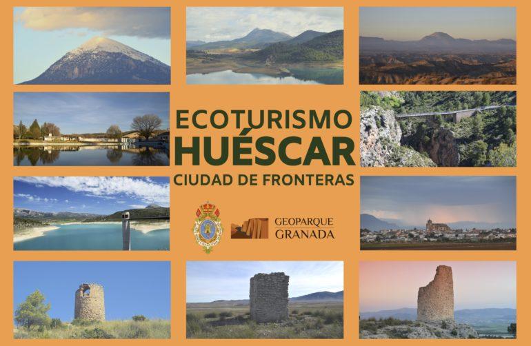 HUÉSCAR, ciudad de fronteras. Rutas de ecoturismo para conocer la historia y el paisaje de esta zona del Geoparque.