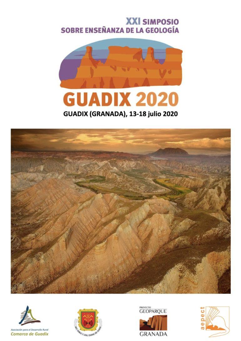 Pospuesto el XXI SIMPOSIO SOBRE LA ENSEÑANZA DE LA GEOLOGÍA. GUADIX 2020