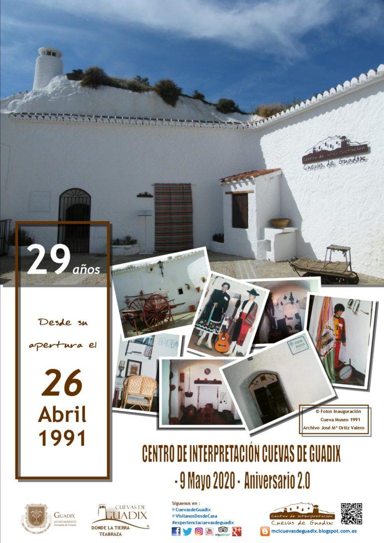 29º Aniversario Museo Centro de Interpretación Cuevas de Guadix