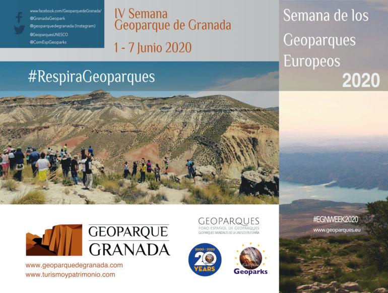 IV Semana Europea de Geoparques en el Geoparque de Granada.