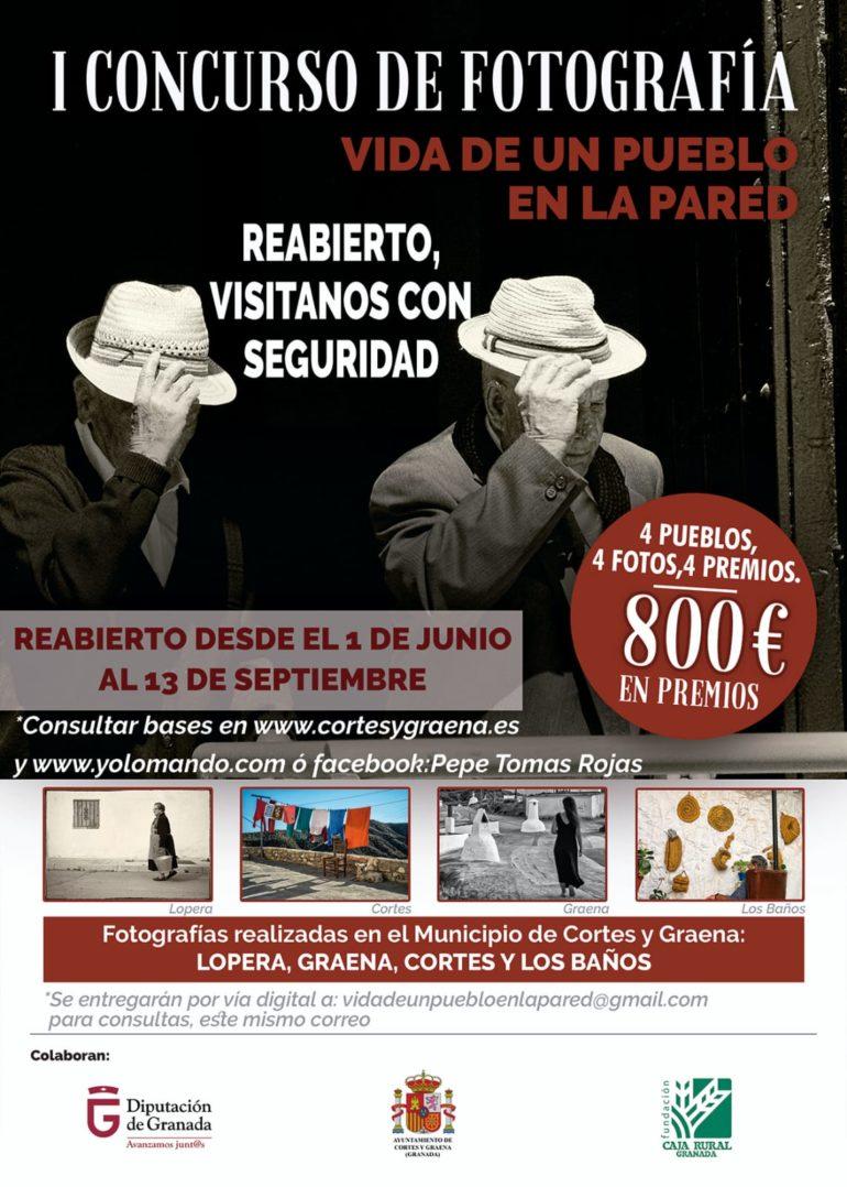 """I Concurso fotográfico """"Vida de un pueblo en la pared"""""""