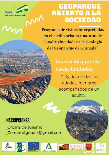 ITINERARIOS GEOLÓGICOS: GUADIX RUTA URBANA