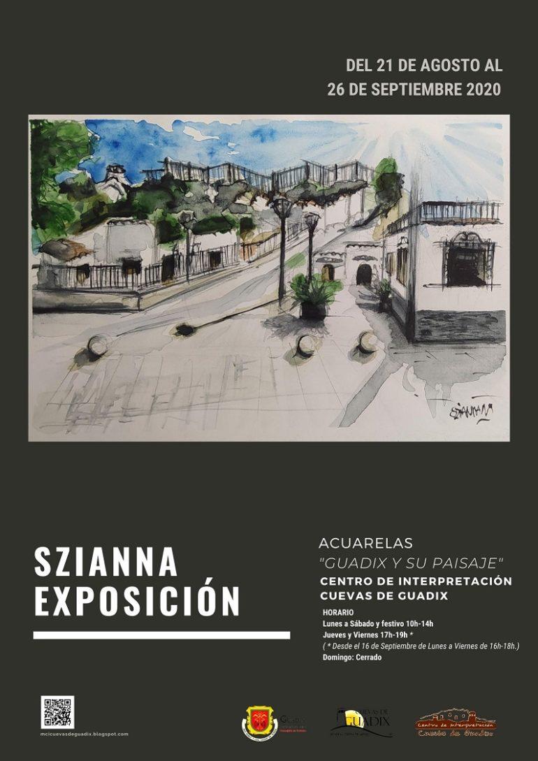 """EXPOSICIÓN DE ACUARELAS """"Guadix y su Paisaje"""""""