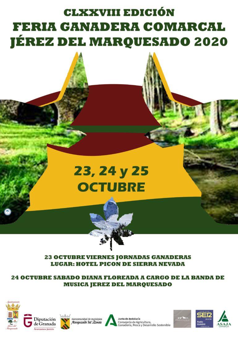 CLXXVIII Feria Ganadera Comarcal de Jérez del Marquesado