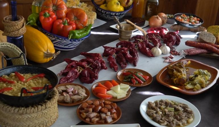 ¿Conoces la gastronomía de Castril?