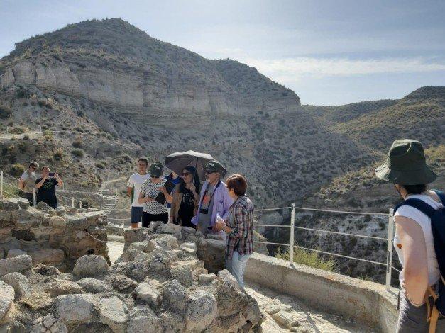 CURSO Escuela Internacional de Turismo Rural y Naturaleza: SER INFORMADOR DEL GEOPARQUE