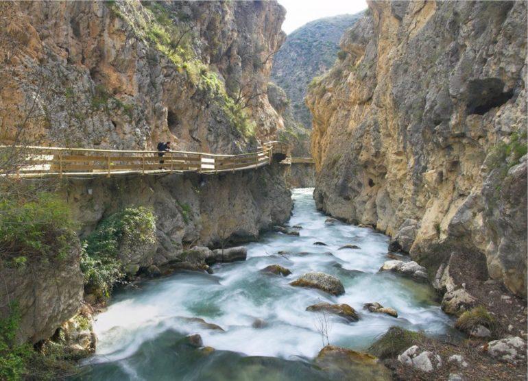 Diputación presenta un plan de sostenibilidad turística para el Geoparque que supone 4 millones de euros de inversión