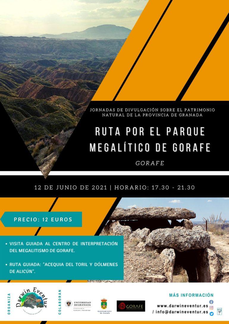 Paseo por el Parque Megalítico del Gorafe