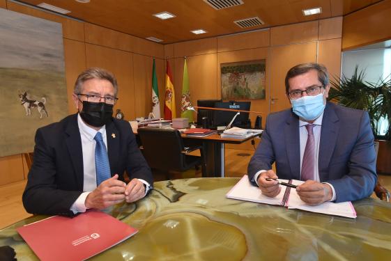 La Diputación de Granada colaborará en los actos del 50 aniversario de la Dama de Baza