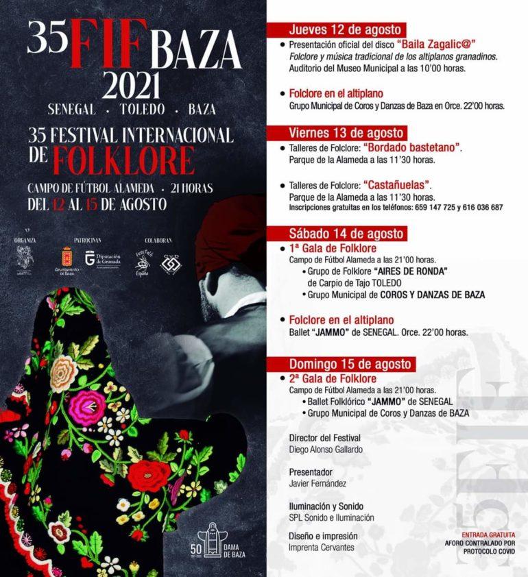 PROGRAMACIÓN BASTETANO AUSENTE DEL 12 AL16 DE AGOSTO