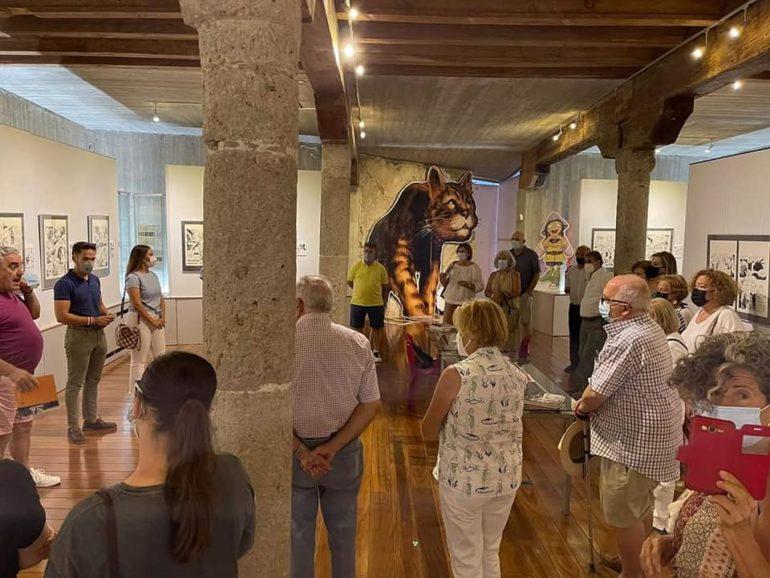 """Reabre el Museo José de Huéscar con la exposición """"Los aventureros del macromundo"""""""